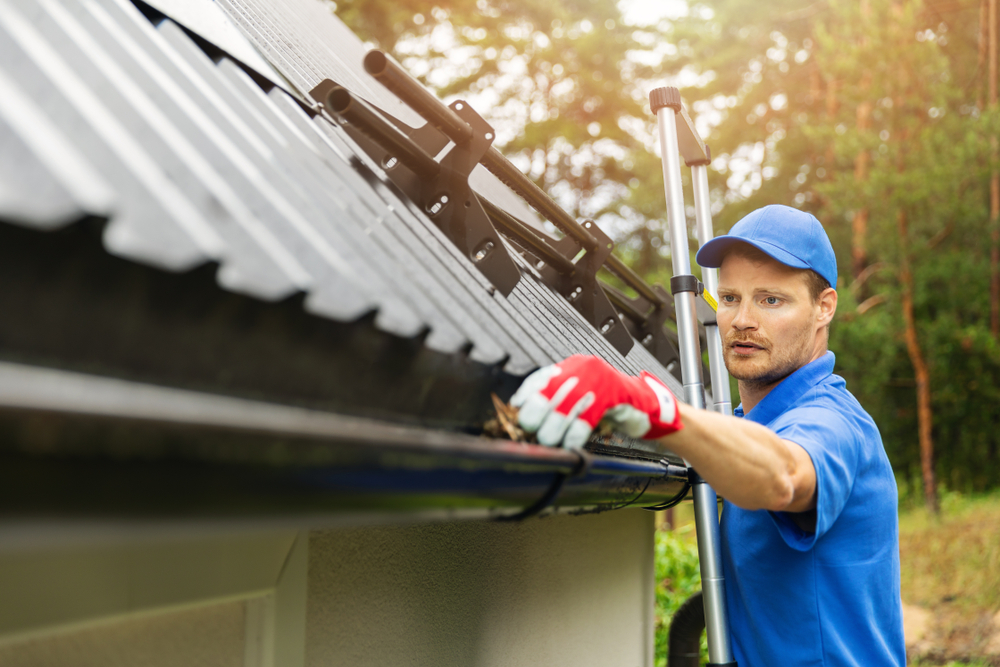 why use a gutter cleaning company